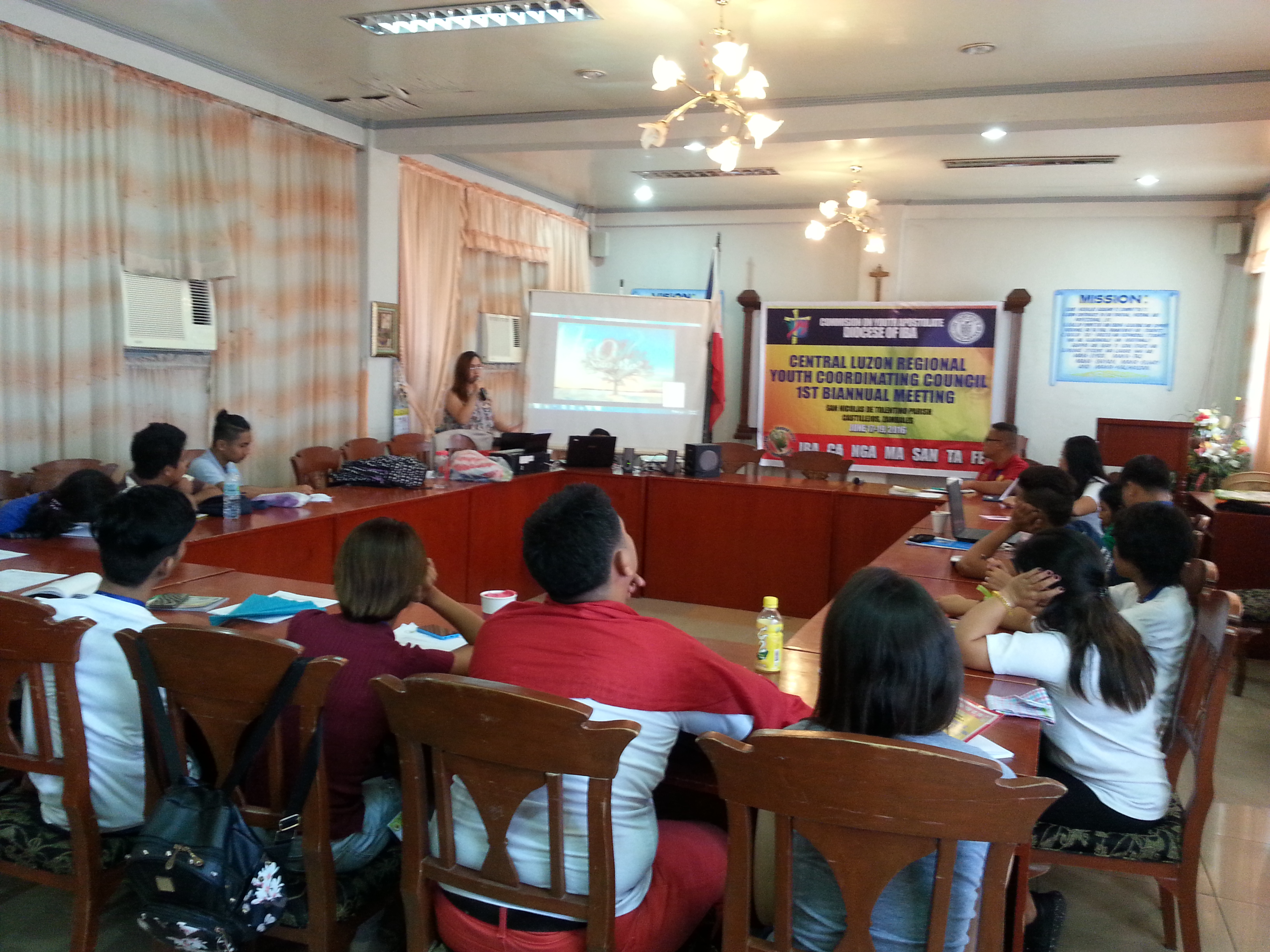 Central Luzon Youth Leaders pledge to #EndSlavery