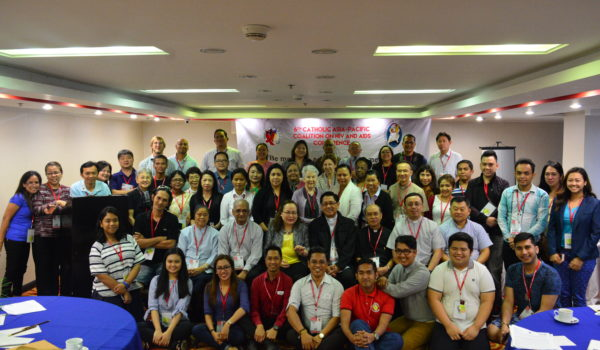 CAPCHA 6 participants with Dr. Paulyn Jean B. Rosell-Ubial, Department of Health Secretary